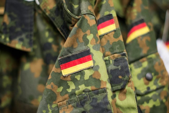 German soldier who 'jokingly' called for coup facing criminal charges