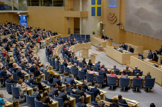 The Swedish no-confidence motion explained: who's involved and what it means