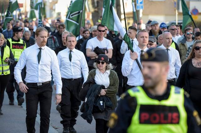 Swedish neo-Nazis lose trademark battle with German deep-freeze firm