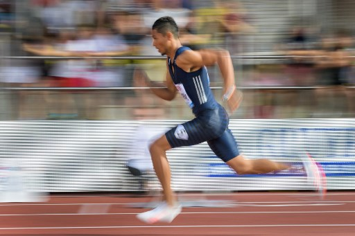 Bolt 'successor' van Niekerk victorious in Lausanne meet
