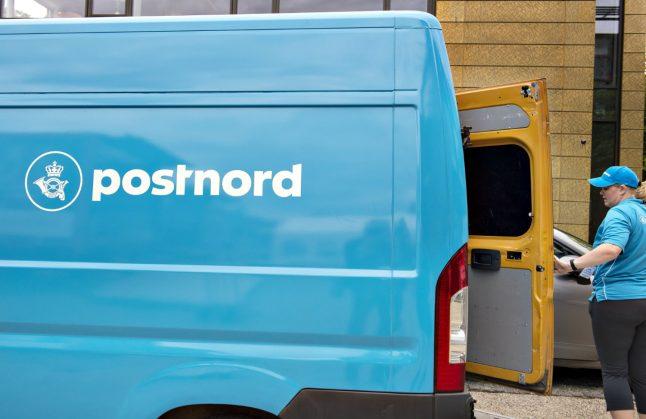 Denmark's postal service doubles losses