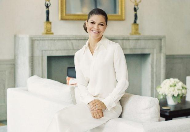 Sweden's Crown Princess Victoria celebrates 40th birthday