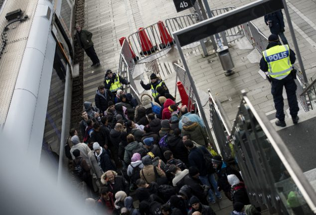 UK and France now more popular than Sweden for asylum applicants