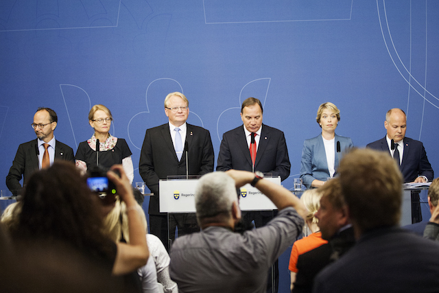 Analysis: Was Prime Minister Löfven's cabinet reshuffle a smart move?