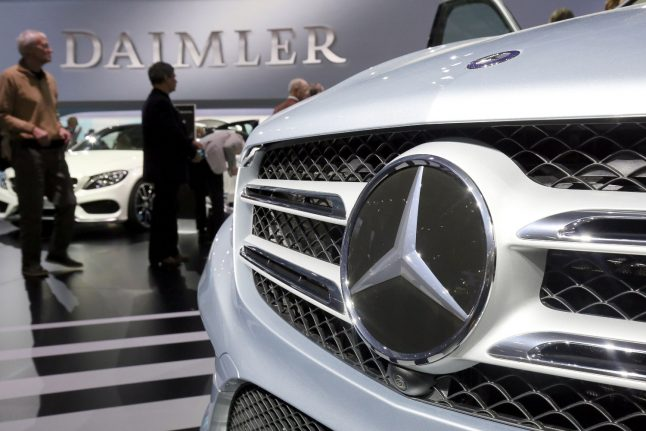 Daimler manipulated one million cars to appear more eco-friendly: report