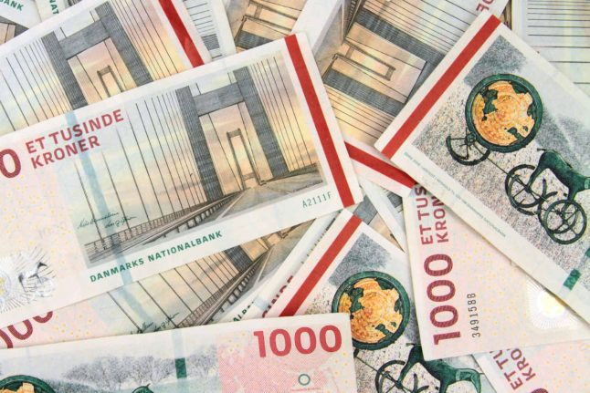 Scrap 1,000 krone note: Danish party