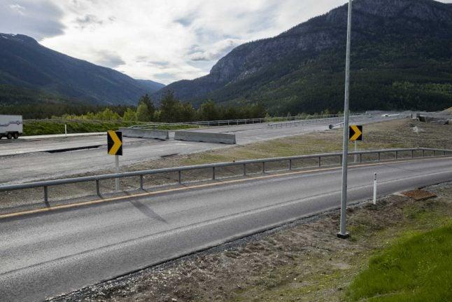 Torrential rain causes road closures, evacuations and damage across Norway
