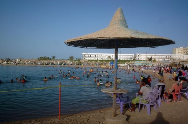 Two Germans reportedly killed in 'cowardly' Egypt knife attack