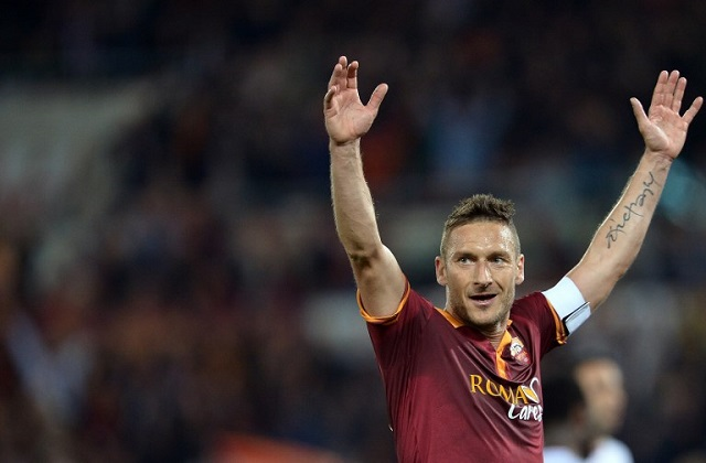Totti confirms he's retiring for directorship role at Roma