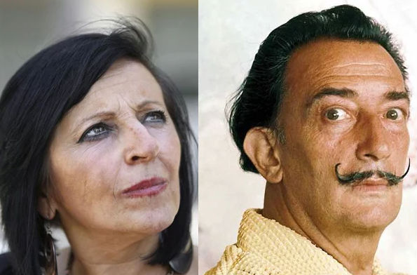 Are you my surreal dad? Dalí to be exhumed in paternity case