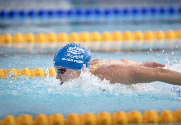 Sweden's Sarah Sjöström books place in 100m freestyle world semi-finals