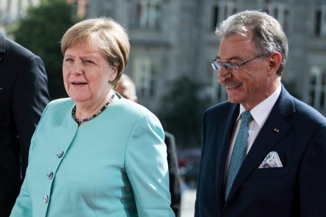 German industry picks EU unity over post-Brexit trade