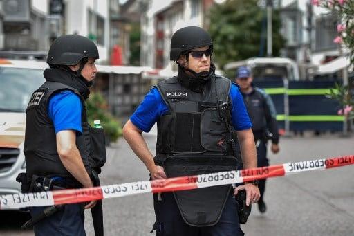 UPDATED: Swiss police arrest suspected chainsaw attacker