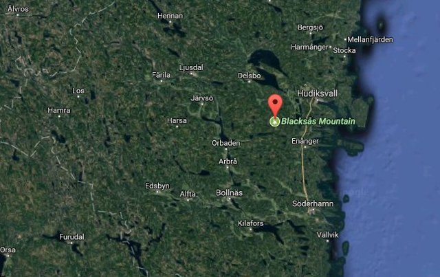 Girl found after missing for 13 hours at the edge of Sweden's bear country