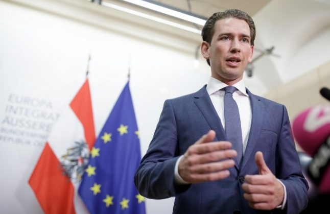 Austria tells Italy to keep migrants off mainland