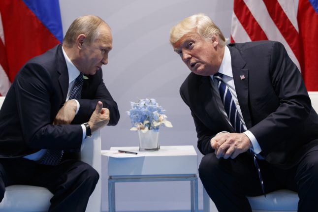 Germany warns US against Russia sanctions