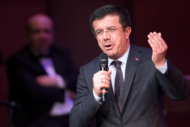 Austria bars Turkish economy minister over rally plans
