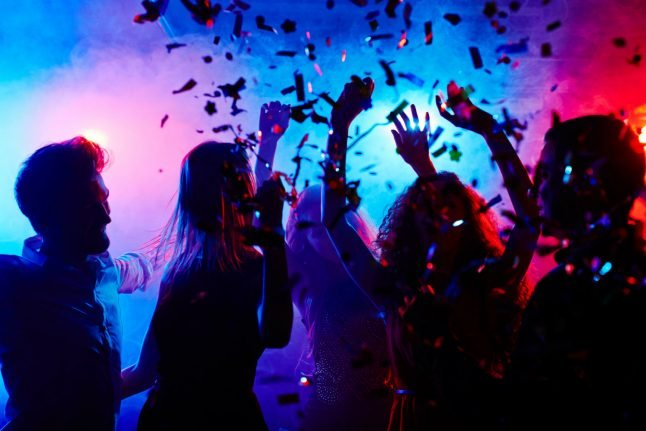Denmark police want nightlife ban on under 18s