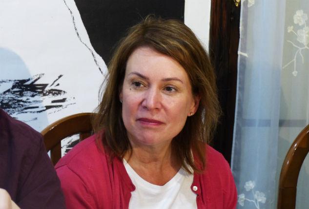 Swedish crime novelist Ekbäck writes women back into history