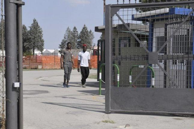 Quiet Italy hamlets struggle with migrant 'human warehouses'