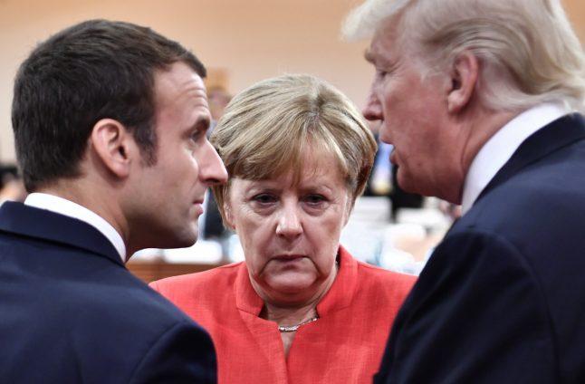 Trump versus the rest as violent G20 wraps up