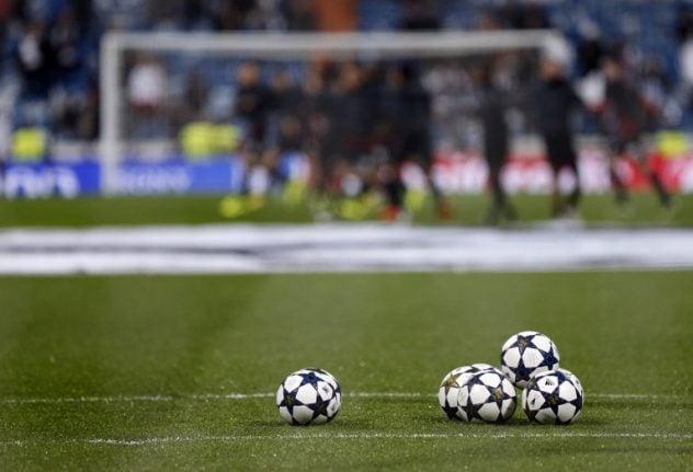 Spain's La Liga draw postponed after fraud arrests