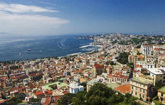 British newspaper ranks Naples alongside Raqqa in 'dangerous cities' list