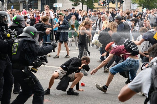 Police strategy during G20 riots 'simply did not work', say critics