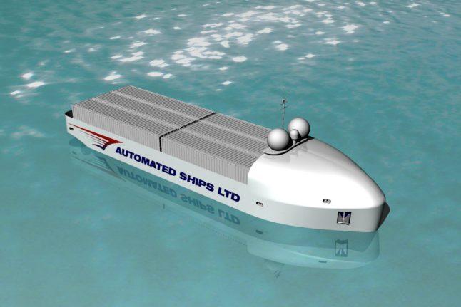 Norwegian shipbuilder to take part in robot vessel project