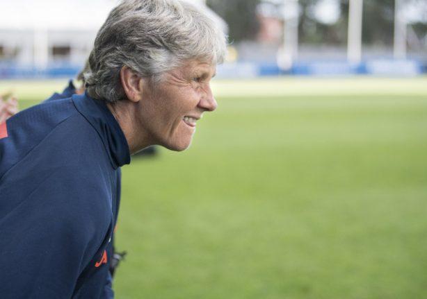 Sweden coach Pia Sundhage admits 'gamble' at Women's Euro 2017