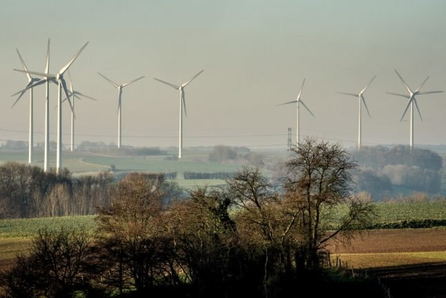 French power giant EDF buys 11 wind farm projects in Britain