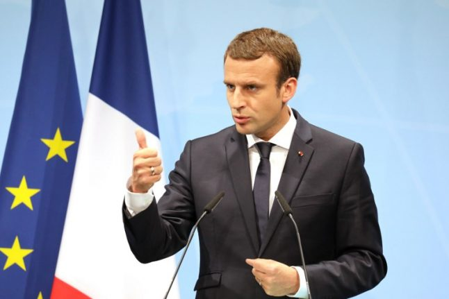 Macron blasted for comments on African women and their 'seven or eight children'