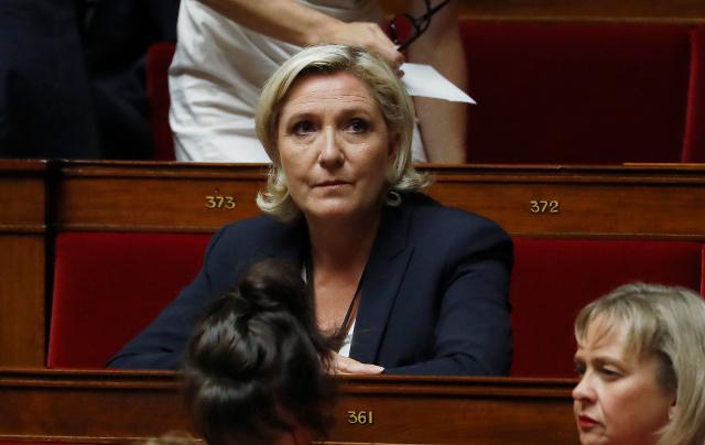 France's far-right begin soul-searching talks as Le Pen looks for fresh start