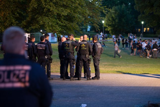 'Women are being attacked every day': violence at small town festival reignites migration debate