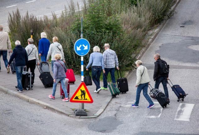 Swedish tourists 'worry more about illness than terrorism'