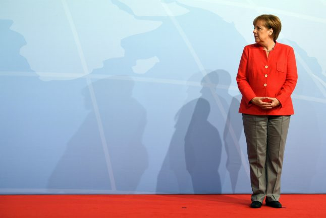 After riots, Merkel takes flak for decision to hold G20 in Hamburg