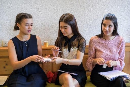 Switzerland's last finishing school: 'We don't finish the students, we start them'
