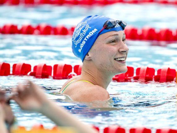 Sweden's Sarah Sjöström makes more history with new gold medal