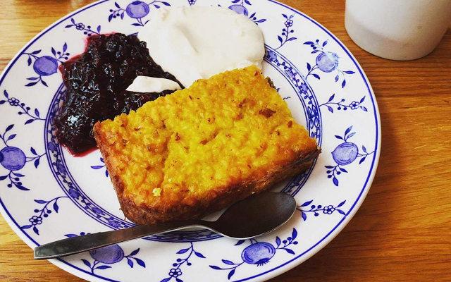 Recipe: How to make Swedish saffron pudding