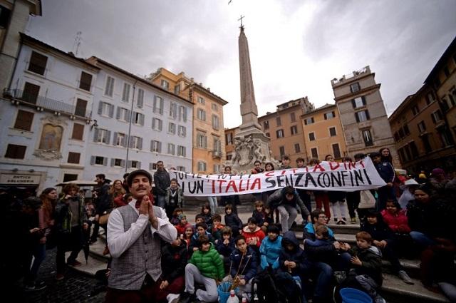 Italians debate whether Italy-born children of migrants should get citizenship