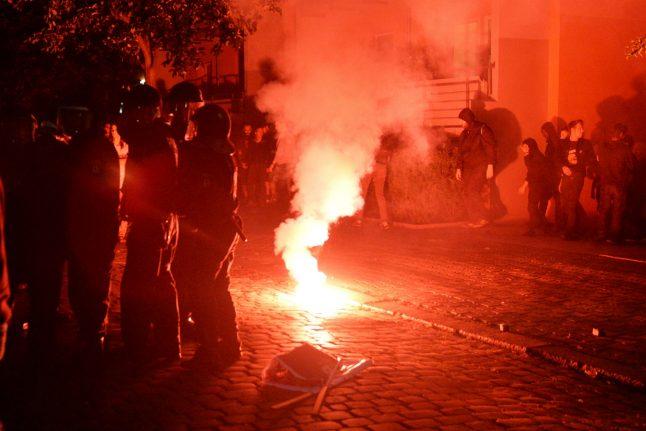 Radical left plot to assassinate opponents no longer unthinkable, Berlin warns
