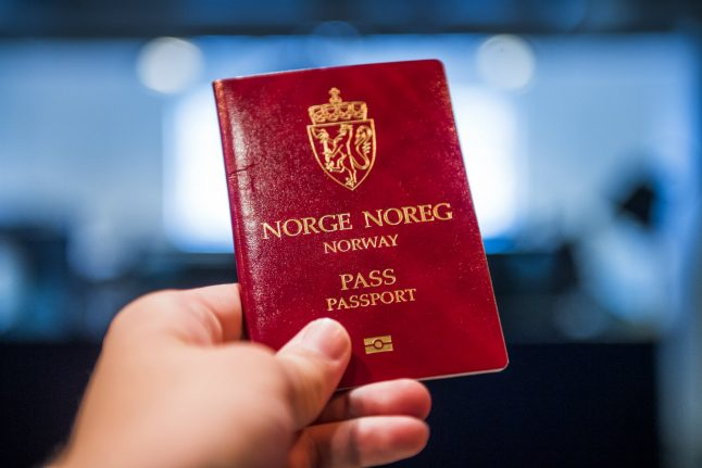 Mixed nationality Norwegians reach record numbers