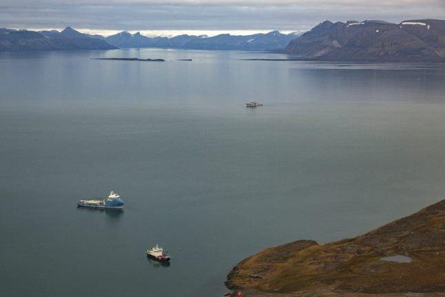 EU-Norway crab row could fuel oil tensions in Arctic