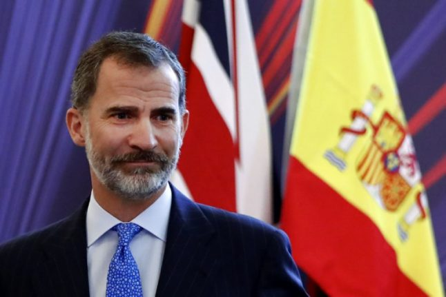 Brexit brings uncertainty to Spanish businesses and citizens, says King Felipe