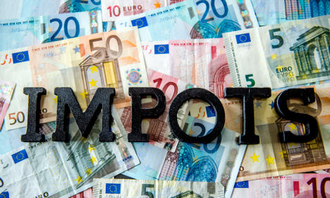 France to cut €11 billion in taxes next year