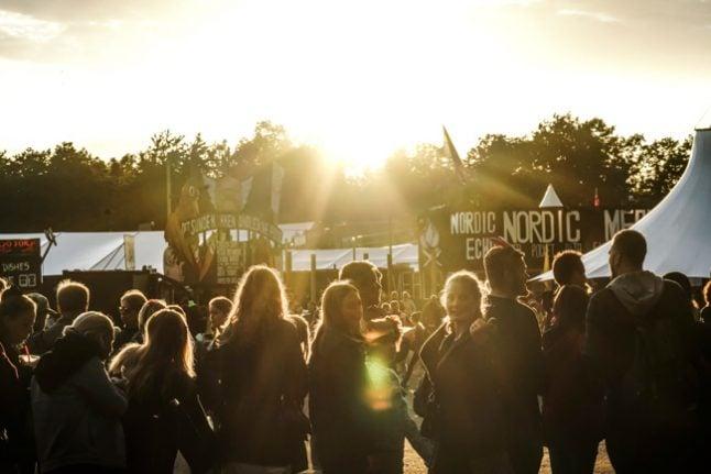 German man jailed for filming women peeing at Roskilde Festival
