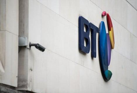 British Telecom says profits tumble on Italy scandal