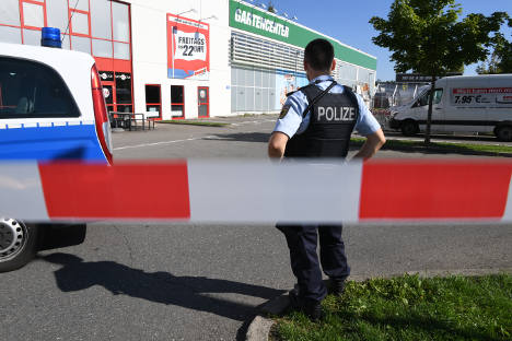 Two killed, four wounded in German disco shooting