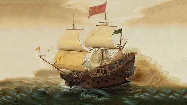 Treasure hunters wanted: to retrieve sunken gold from 18thC Spanish galleon