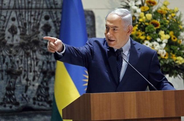 French Jews condemn Netanyahu's invite to Paris Vel d'Hiv ceremony